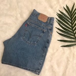 Vintage Levi's | Denim Shorts Size 12